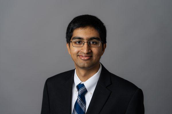 Geisel Student Arvind Suresh Receives Prestigious Public Health Service Award