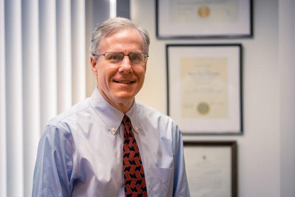 Steven L. Bernstein, MD. Photo by Kurt Wehde