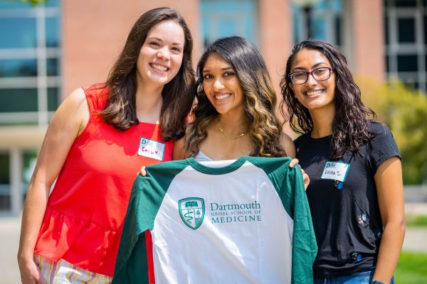 The Challenge of Now—The Dartmouth Institute Welcomes Largest Ever Class of New Students